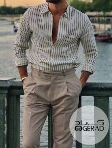 گراد-پیراهن مردانه