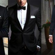 کت-شلوار-شاخص بدون کراوات گراد