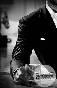 کت-شلوار-بی کراوات