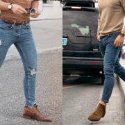 شلوار جین مردانه اسپرت گراد