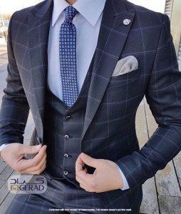 پوشت مردانه و کراوات مردانه