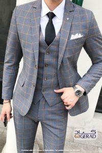 پوشت و کراوات مردانه گراد