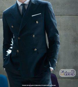 ست پوشت و کراوات مردانه گراد