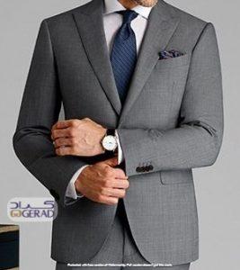 پوشت مردانه و کراوات گراد
